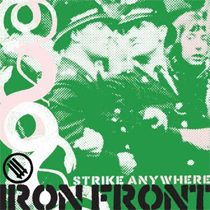 Iron Front's album cover
