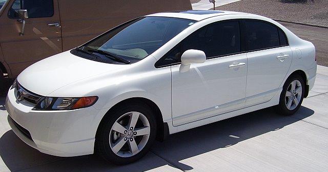 picked up a new car webnv