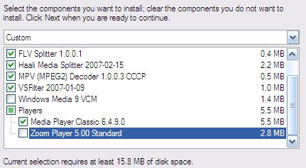 CCCP install