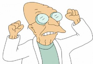 Futurama - Prof. Farnsworth