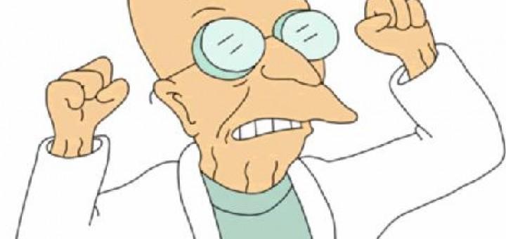 Futurama - Prof. Farnsworth