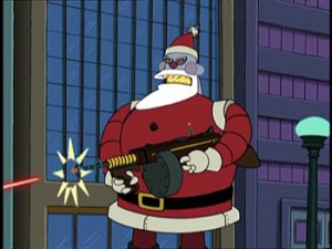 Futurama - Robot Santa