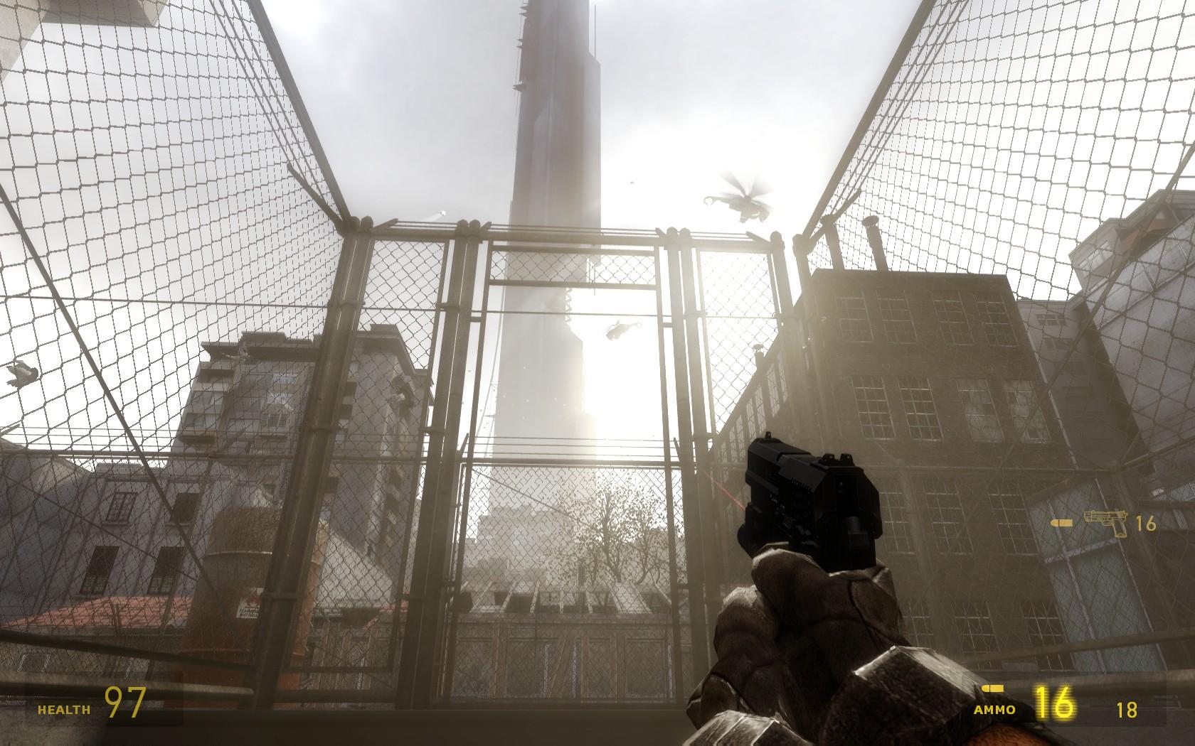 В Steam вышло масштабное обновление Half-Life 2 с