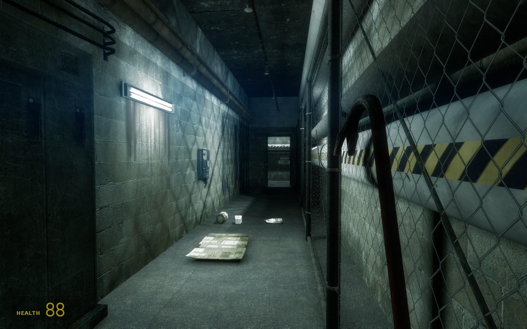 Half life 2 fakefactory cinematic mod  скачать