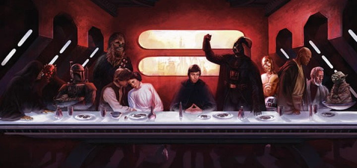 Star Wars - The Last Supper