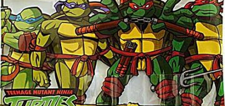 Teenage Mutant Ninja Turtles - New