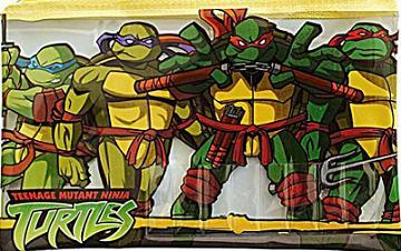 Teenage Mutant Ninja Turtles - New