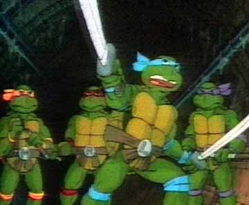 Teenage Mutant Ninja Turtles - Original