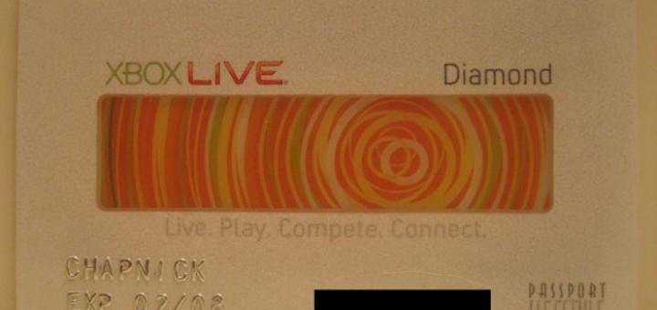Xbox Live Diamond