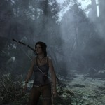Tomb Raider 2013 - Scared Lara