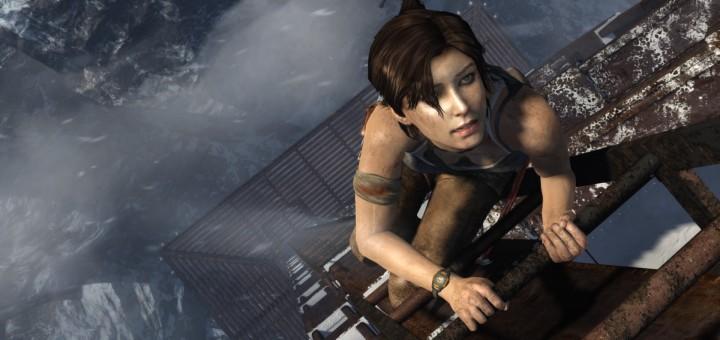 Tomb Raider 2013 - Tower Climb 2