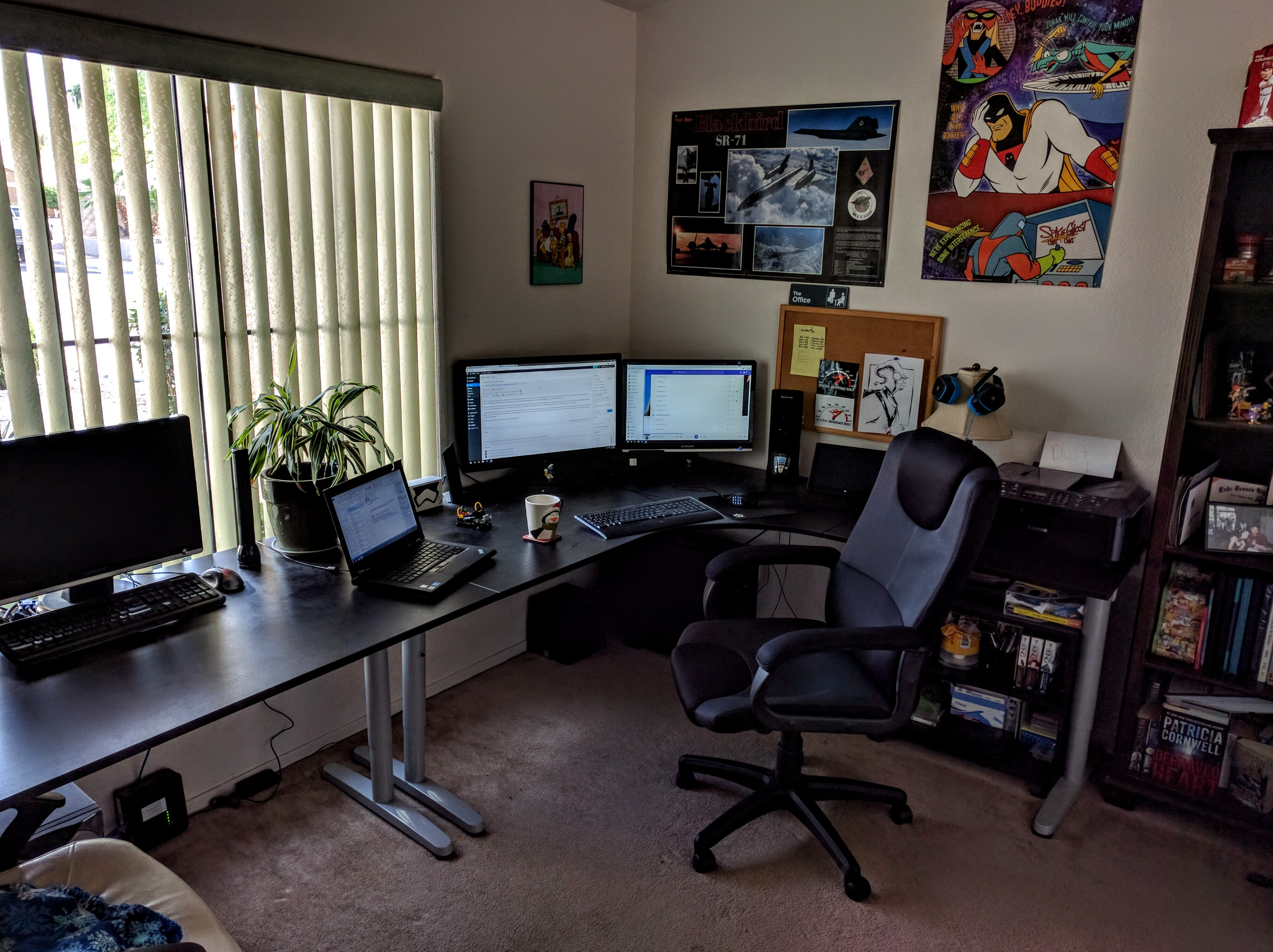 Gentil Updated Home Office