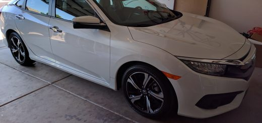 New 2016 Honda Civic Touring Edition